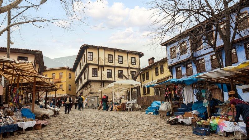 Cumalıkızık historical village